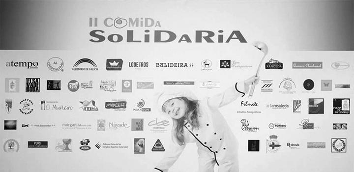 II Comida Solidaria San Lázaro Axuda