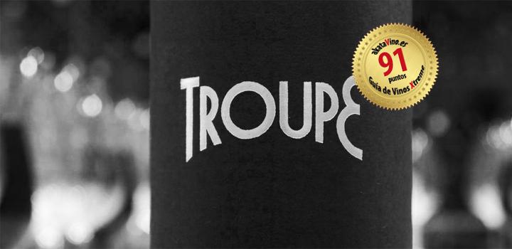 Albariño Troupe: Guía de Vinos Xtreme de akataVino