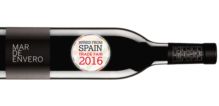 El albariño Mar de Envero destaca en el evento «Wines from Spain Trade Fair 2016», celebrado en Londres