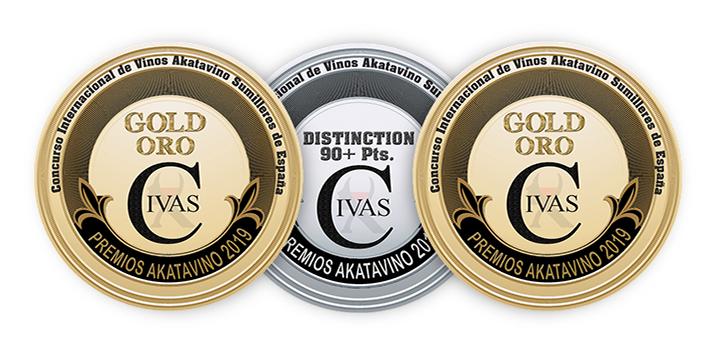 Premios AkataVino CIVAS 2019
