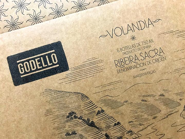 Mar de Envero: Volandia Godello Barrica con D.O. Ribeira Sacra
