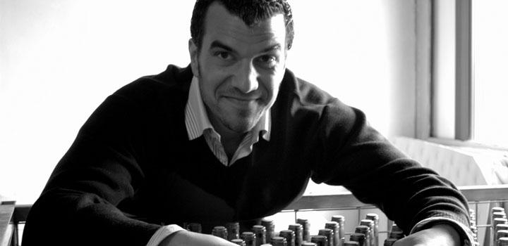 """Manyo Moreira, enólogo y productor de vino: """"Mar de Envero es un albariño mimado en todo el proceso de elaboración"""""""